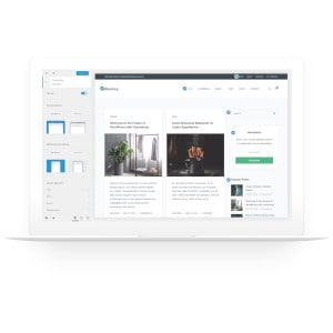 Blocksy to darmowy motyw dla WordPressa z Gutenbergiem.